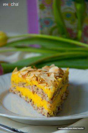 Almondy - švedska badem torta — Coolinarika