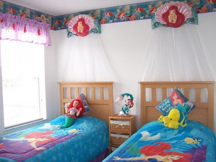 Best 25+ Little Mermaid Bedroom Ideas On Pinterest