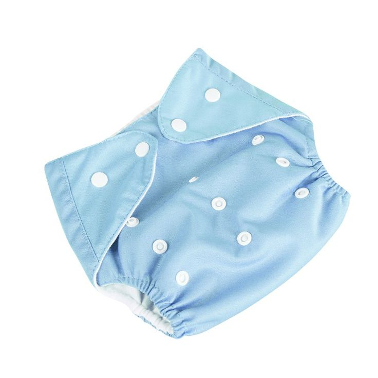 Infant Baby Boys Girls Swim Diaper Pant Washable Reusable Breathable Cover Soft Cloth Nappies PY2