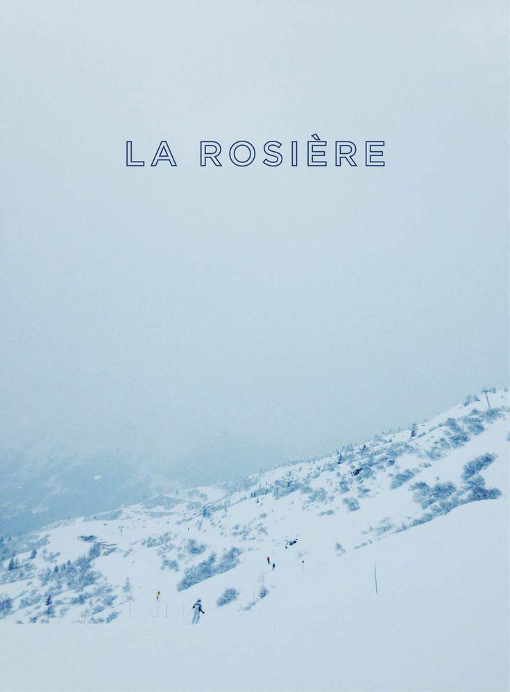 La Rosière | Sally Mussellwhite.
