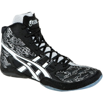 AsicsSplit Second 9 Limited Edition Tattoo Wrestling Shoes
