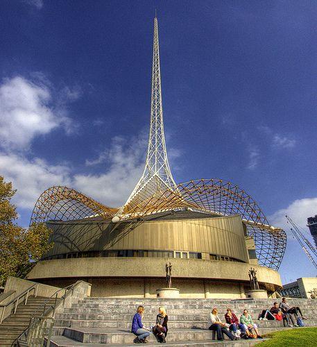 Victorian Arts Centre Melbourne  http://www.carltonleisure.com/travel/flights/australia/melbourne/cardiff/