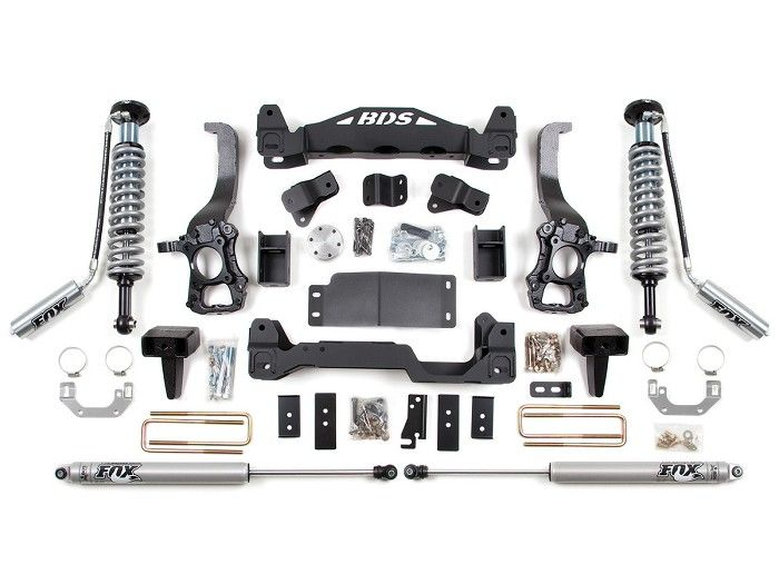 "2009-2013 F150 4WD BDS 6"" Coilover Lift Kit"