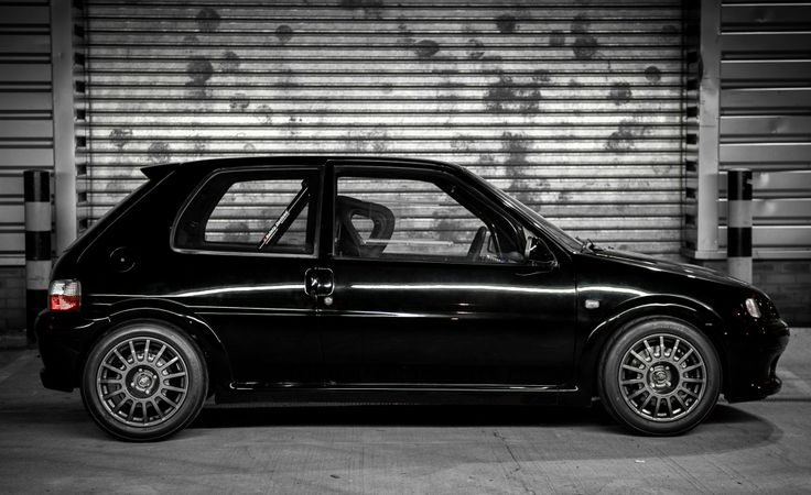'97 Peugeot 106 Rallye