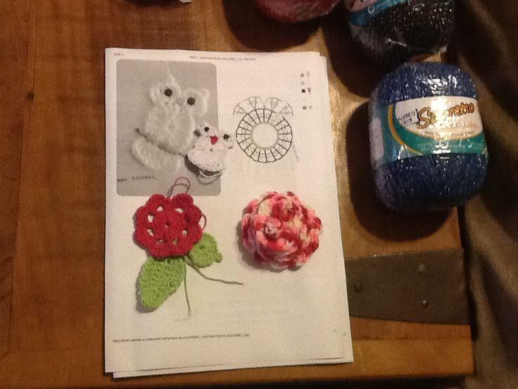 FloresEms Trico, Work Ems, My Work