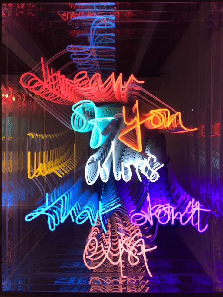 artist olivia steele lands a show full of truisms, illusions, and illuminated metaphors at circle culture gallery.