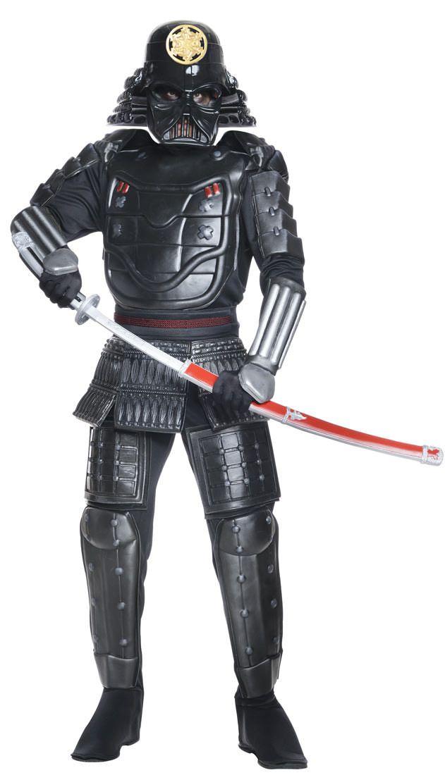 Adult Samurai Super Deluxe Darth Vader Costume