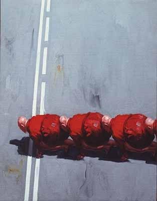 Wainer Vaccari Ronda di giorno 1999