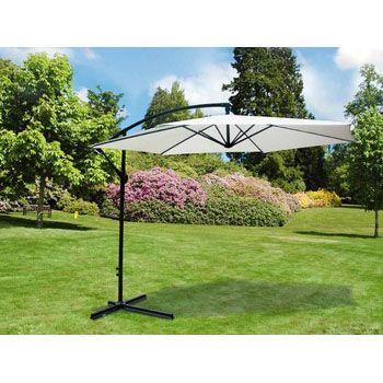 Mobiliario Terraza  Jardín y  Playa: Parasoles Sombrillas y Carpas   Parasol Javea 3 metros