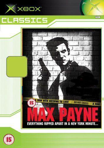 From 0.89 Max Payne (xbox Classics)