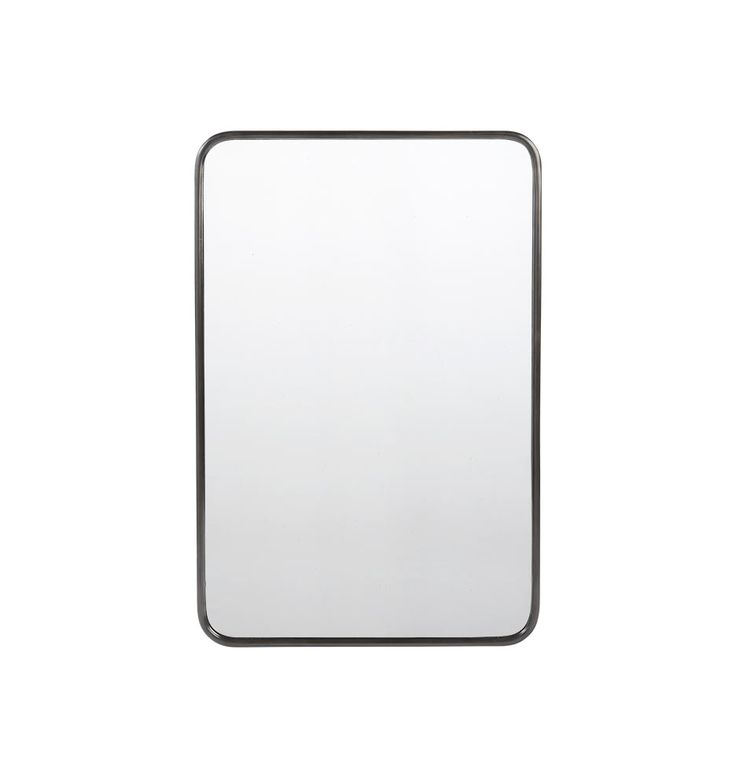 Chrome Framed Bathroom Mirrors top 25+ best rounded rectangle ideas on pinterest | southwestern