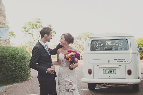 Wedding Kombi