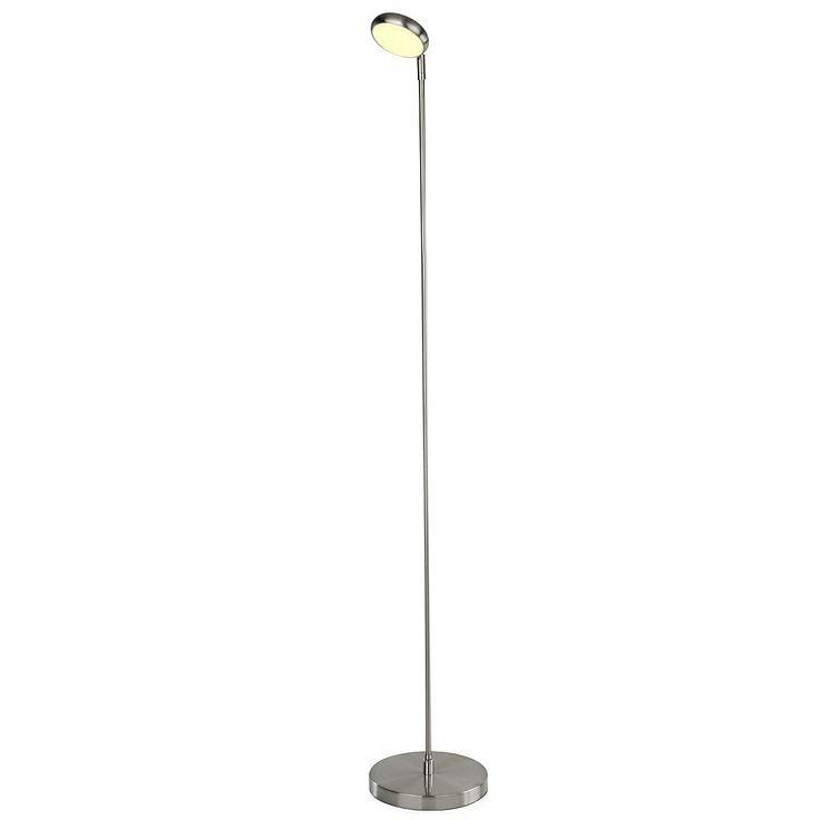 Brilliant Leuchten Double LED Standleuchte eisen Jetzt bestellen unter: https://moebel.ladendirekt.de/lampen/stehlampen/standleuchten/?uid=ff955fe4-3ed3-52d1-81b6-a50a147aadb8&utm_source=pinterest&utm_medium=pin&utm_campaign=boards #stehlampen #leuchten #lampen