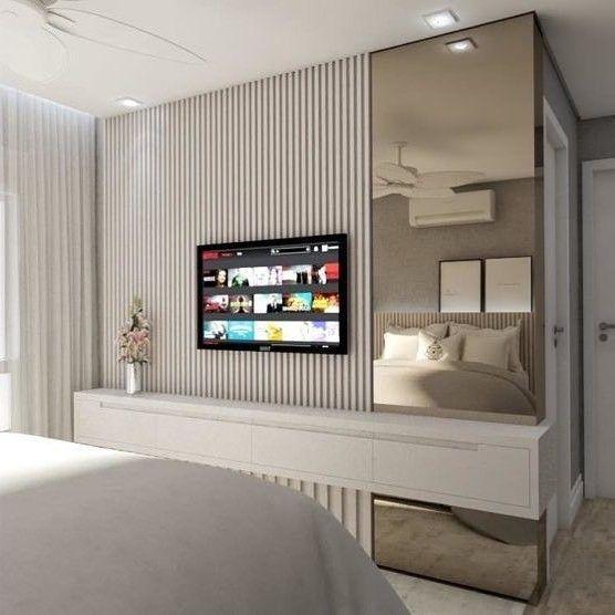 خلفية تلفاز مودرن خلفية تلفاز بديل الرخام ديكورات خلف التلفزيون ديكور شاشة بلازمه الرياض 0535711713 Hotel Bedroom Design Home Room Design Luxury Bedroom Master
