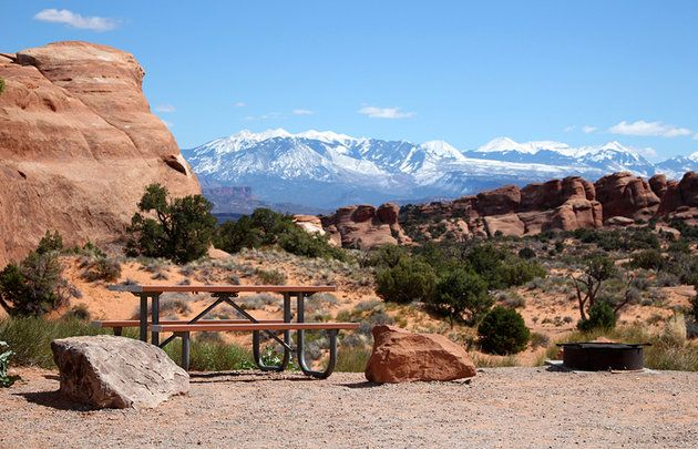 9 Best Campgrounds near Moab