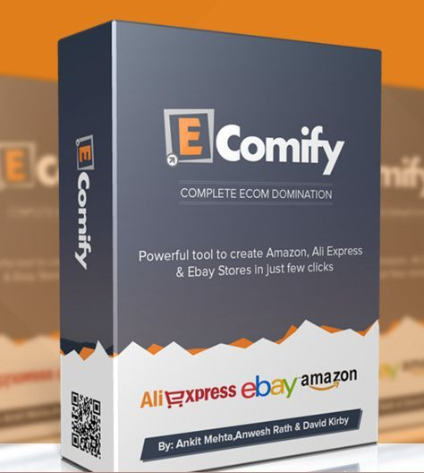 Ecomify Review – Powerful Software To Create Amazon, Ali Express & Stores In Just Few Clicks And Make Upto $5,369.60 In 30 Days Working Just 10 Minutes A Day From Ecommerce