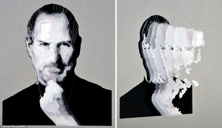 michael murphy art | Georgia-based artist Michael Murphy creates these amazing multi ...