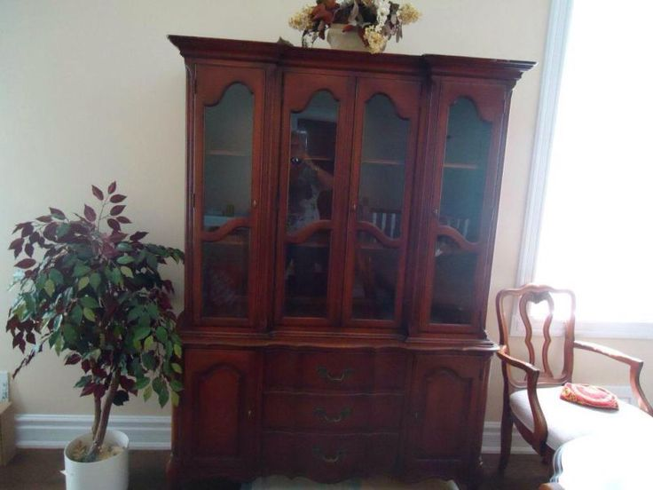Malcolm French Provincial Buffet Hutch 1960 S Dining