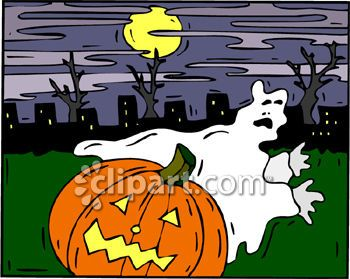 Halloween and ghost clipart image | Clipart.com