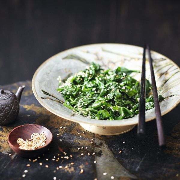 Koreanischer Spinat