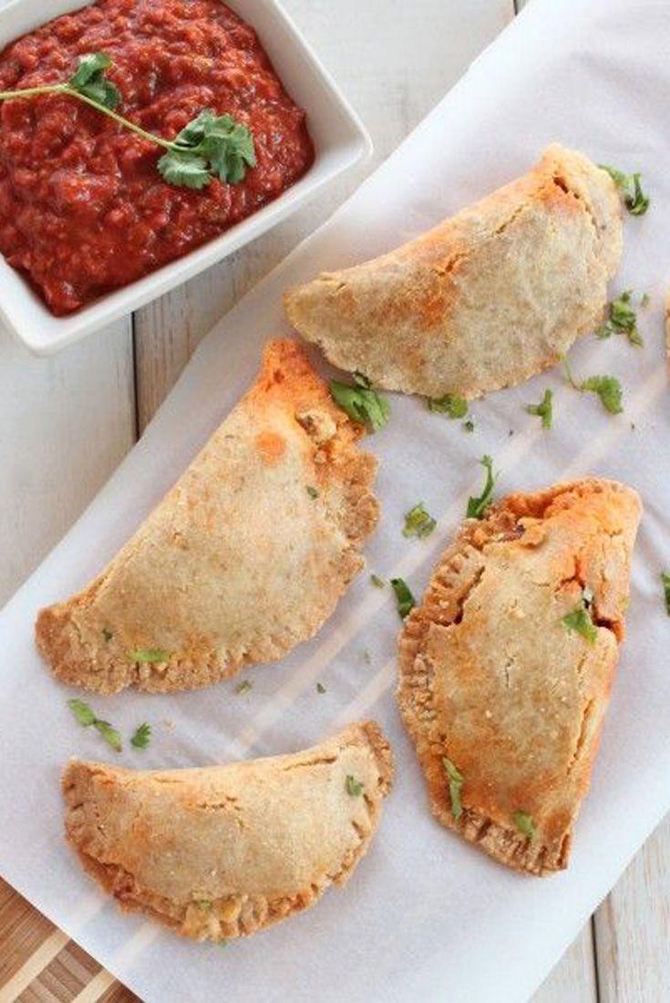 Potato, Pepper & Chorizo Empanadas: This delicious savoury recipe is ...