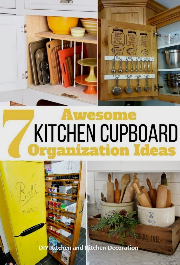 10 Great Diy Tips to Save Time and Space in the Kitchen 1 DIY