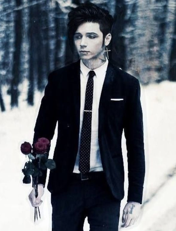 Picking up the love of my life... Were going out for a while... *smirks and looks down* ~Andy