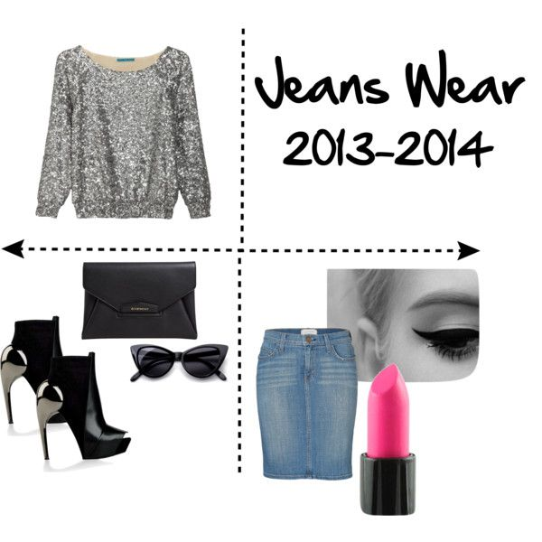 Jeans Wear by antoniaoma on Polyvore