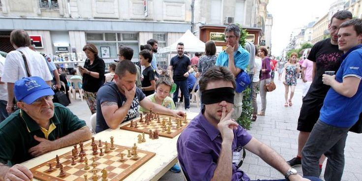 Des joueurs d'échecs par centaine à Agen - SudOuest.fr
