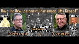 NEW TESTAMENT AND CHARASMATIC GIFTS