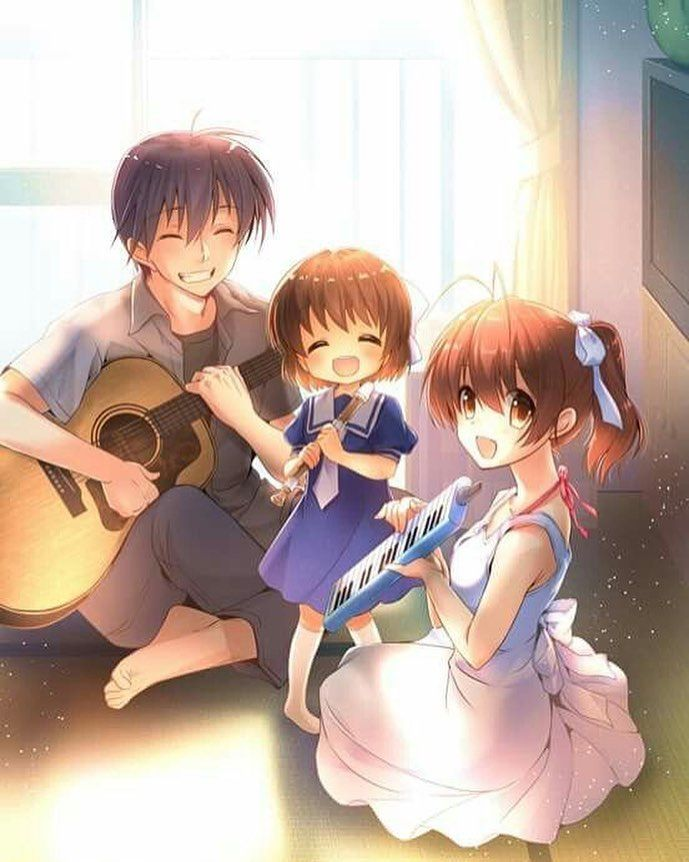 This Was The First Show To Ever Make Me Cry Clannad Anime