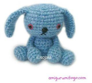 schattig beertje, patroon en uitleg en veel meer op de site....: http://www.amigurumitogo.com/2012/06/baby-bunny.html