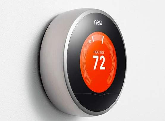 "Design Darling ""Nest"" Launches New Thermostat, Silicon Valley Goes Bananas    Read more: http://www.businessinsider.com/nest-launches-new-thermostat-2012-10#ixzz28EVp7uIU"