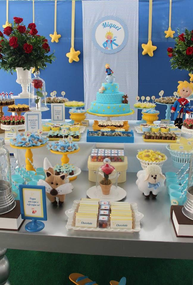 Festa Infantil: Pequeno Príncipe - Dicas Pais e Filhos