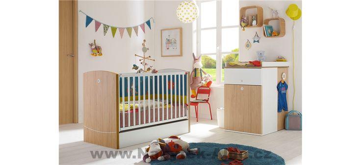 Dětský pokoj pro miminko P´tits