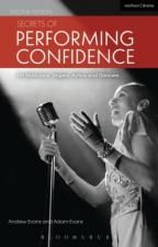 Secrets Of Performing Confidence-  A great book for all performers, recommended by www.singwithhannah.com
