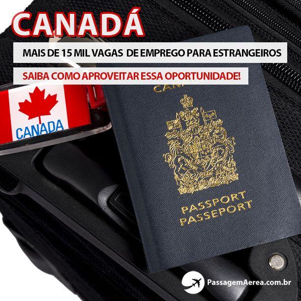 Saiba como imigrar para o Canadá - São mais 15 mil vagas de emprego!  https://www.passagemaerea.com.br/imigracao-canadense-profissoes-requisitos.html  #canada #vagas #empregos #passagemaerea  https://www.passagemaerea.com.br/imigracao-canadense-profissoes-requisitos.html