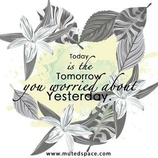 Yes, its Today !  #mutedspace#mutedthoughts#inspiration#thoughts#instaquote#quote#stayinspired#staycurious#happy#refreshed#todesign#addlittlebit#designer#designinspire#inspirationalquotes#typography#typographyinspired#typo#textgram#illustration