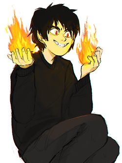 Damien Thorn, Satan's son. Let's get this kid on Supernatural, huh?