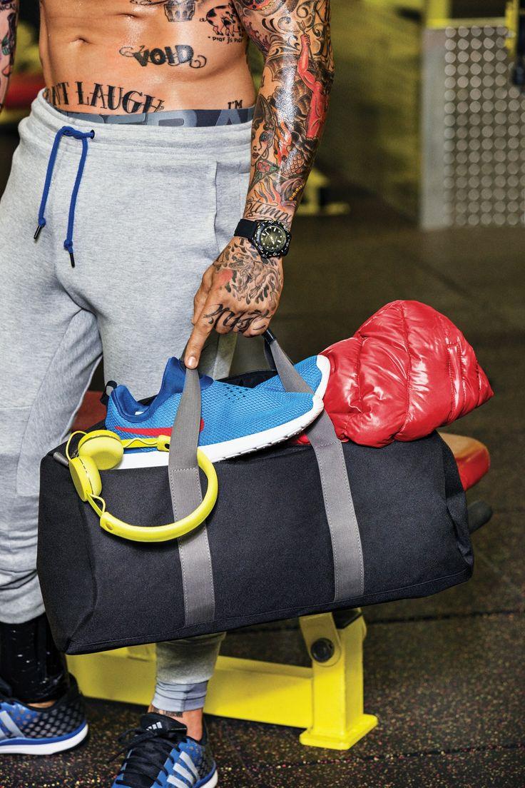 Best Gym Bags For Men Photos | GQ
