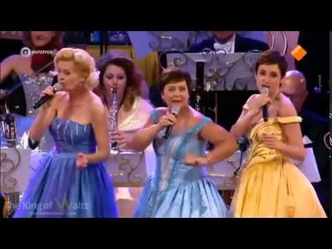 André Rieu - The Andre Sisters live in Maastricht 2013 - YouTube