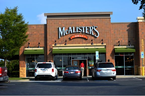 McAlister's Deli Catering | McAlister's Deli Catering Menu | SDholdings