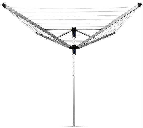 Brabantia Rotary Airer Lift-O-Matic Advance Washing Line 50m 4 Arm
