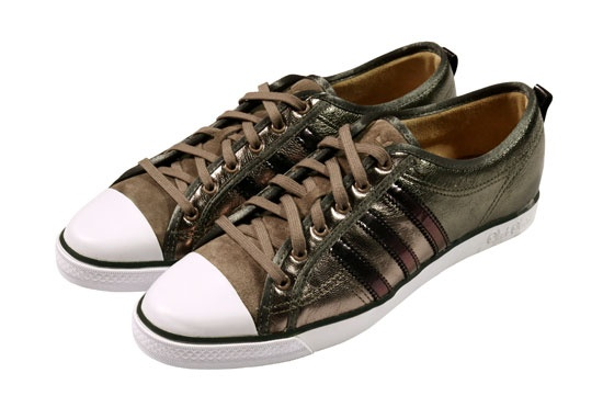 My favorite pair of shoes EVER and I can't find a 2nd pair of them anywhere!! Adidas Nizza Low Sleek Series