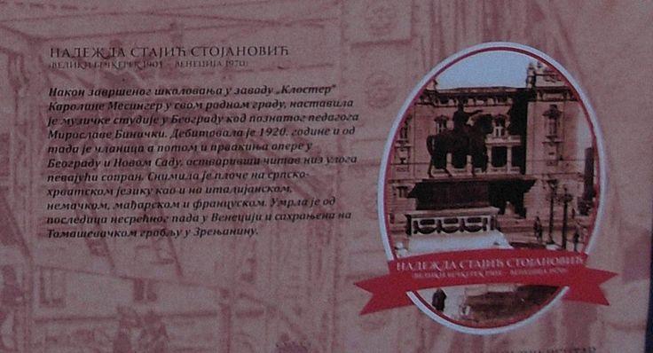 #NadeždaStajićStojanović (1903-1970) /Izvor: Izložba na trgu/ #zrenjanin #nagybecskerek https://flii.by/file/w57abq3d5w6/