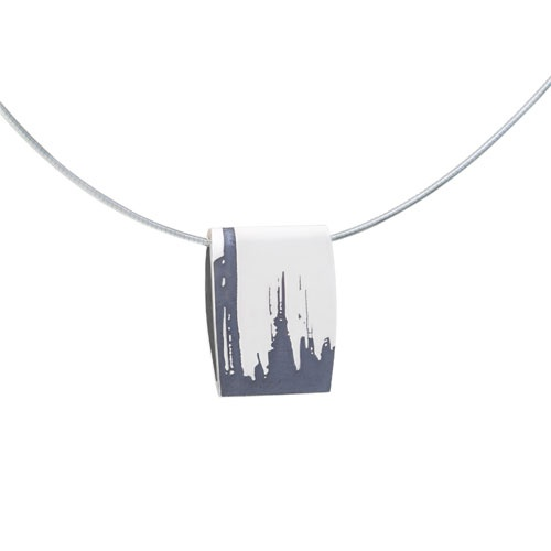 Somehow this reminds me of the NY skyline. #pendant #necklace #women