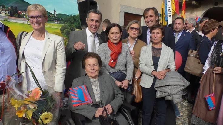 Ignazio Cassis a Sessa