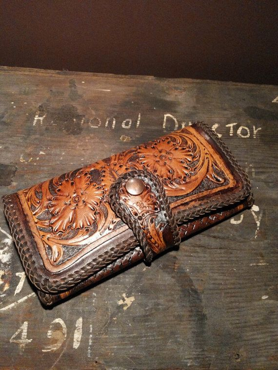 Hey, I found this really awesome Etsy listing at https://www.etsy.com/listing/244381090/hand-made-custom-ladies-leather-wallet