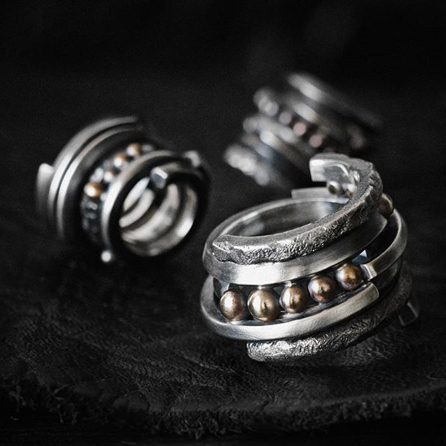 Code series/SHULE jewelry #shulejewelry #ns #code #accessorize #avangard #avangardjewelry…