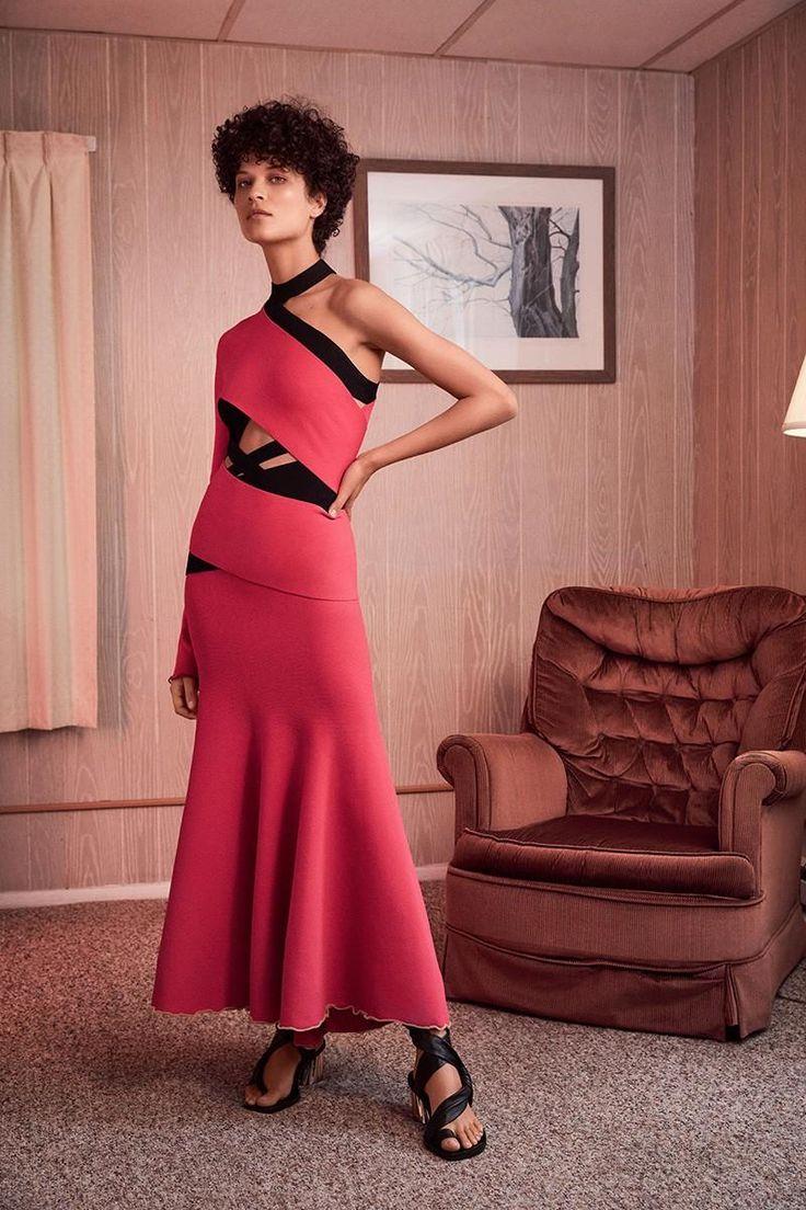 Fall portfolio saks fifth avenue fashion dresses red